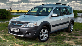 Lada Largus Cross 5 Мест